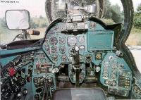 Ми-24. Приборная панель