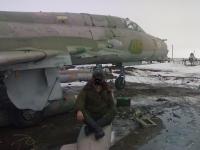 Послденее пристанище гвардейца 20 Г в ИБАП